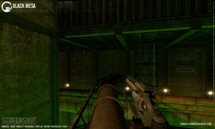 Black Mesa: Half-Life 1 (dt.) with Source engine (Picture: blackmesasource.com) (14)