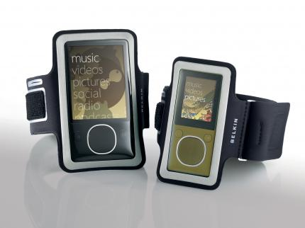 Zune: The 30 GB version refused cooperation on New Year's Eve. (picture: Microsoft)