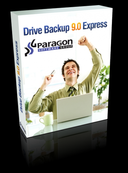 Paragon Drive Backup 9.0 Express