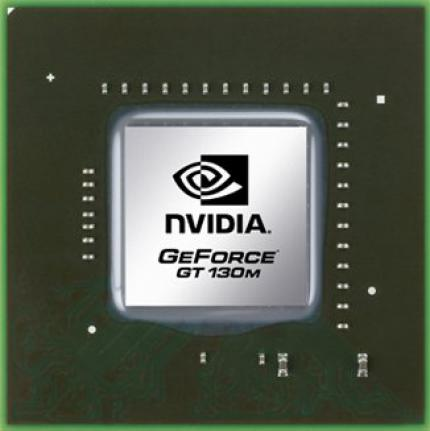 Nvidia Geforce GT 130M (picture: Nvidia)