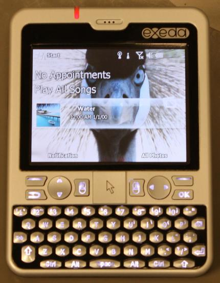 Windows Mobile 6.5 (1)