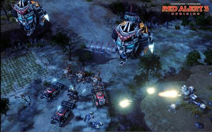 Command & Conquer: Red Alert 3 - Uprising (5)