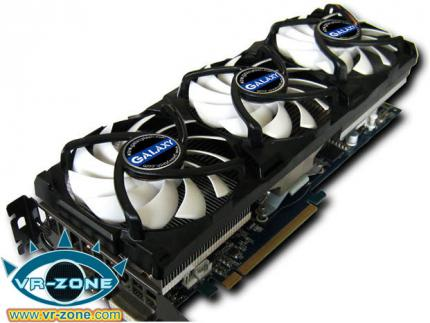 Galaxy Geforce GTX 285 with Arctic Cooling Accelero Xtreme (2)