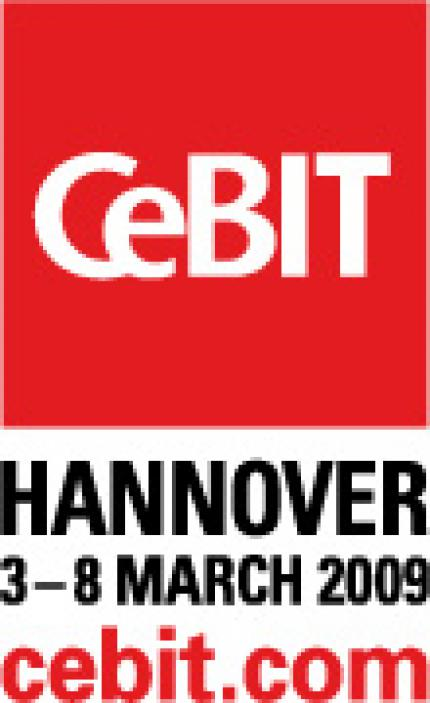 Cebit 2009: 25 less exhibitors than in 2008