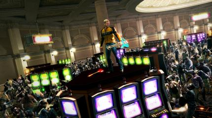 Dead Rising 2: Up to 20 per cent plus compared with Quadcore