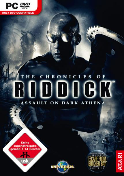 The Chronicles of Riddick: Assault on Dark Athena: Release am 24. April