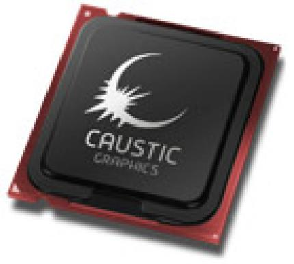 Caustic One Graphic & Raytracing Accelerator Chip
