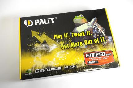 Palit Geforce GTS 250 im Performance-Brief von PC Games Hardware Online (15)