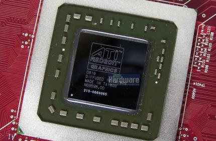 Nvidia: Geforce GTX 275 to be placed against Ati Radeon HD 4890? (RV770 GPU pictured)
