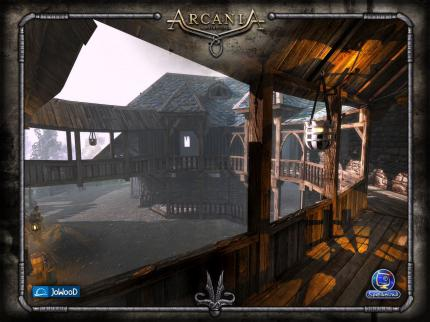 Arcania - A Gothic Tale kommt mit Nvidia Physx-Engine. (15)