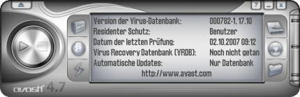 Alwil Software Avast Home Edition (2)