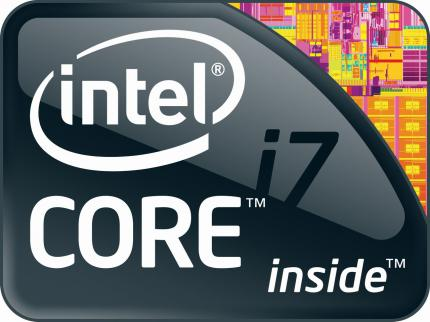 New Intel product logo