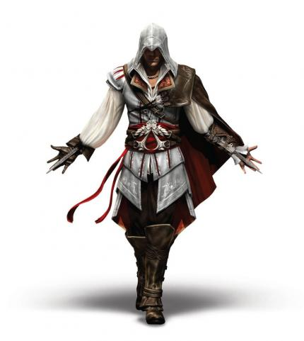 Ezio Auditore de Firenze: Der Hauptheld aus Assassin's Creed 2