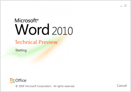 Office 2010: 32 and 64 Bit version on one medium (6)