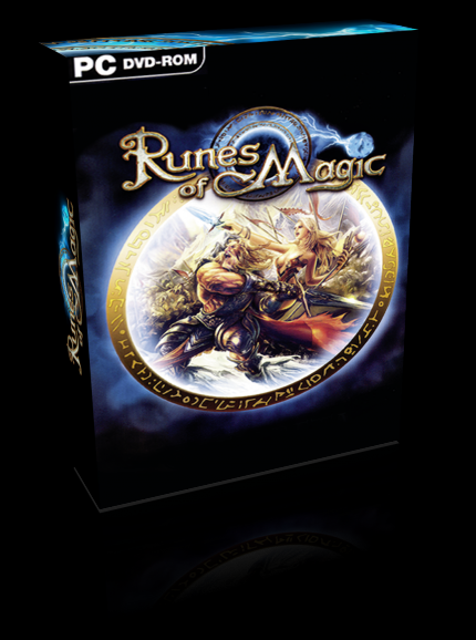 Auf DVD: Online-Rollenspiel Runes of Magic