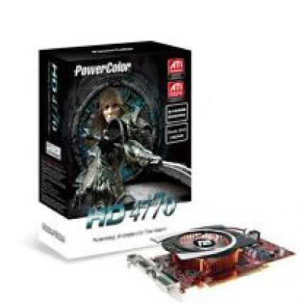 Powercolor HD 4770 for AGP
