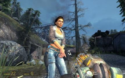 Cinematic Mod 10 für Half-Life 2 (dt ) - Release Candiate im lokalen