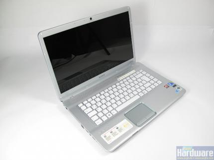 Sony Vaio VGN-NW11Z/S: 15.5 inch notebook pictured