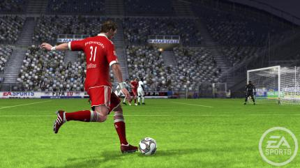 FIFA 10: With 1.7 million sold copies the launch of the game has been very successful. (11)