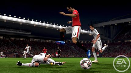 Screenshots aus FIFA 10 (13)