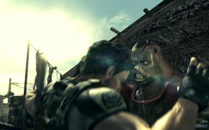 Resident Evil 5: Details zur zweiten Download Episode Desperate Escape
