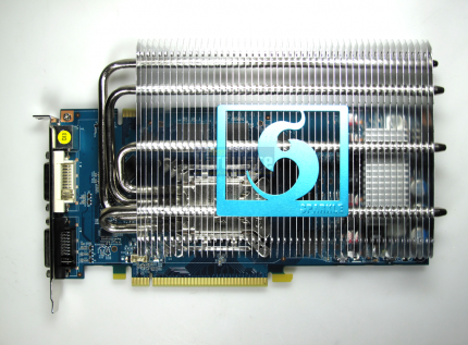Sparkle Geforce 9800GT Coolpipe (5)