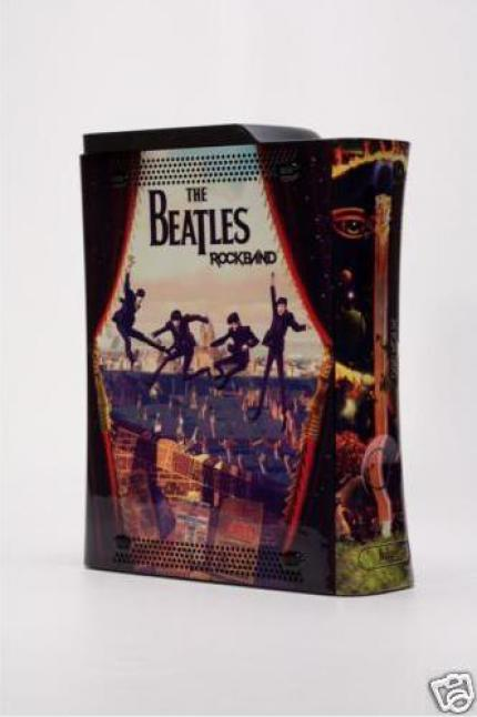 'The Beatles: Rock Band' Xbox-360-Konsole (4)