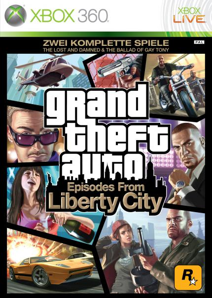 GTA 4 - Episodes from Liberty City