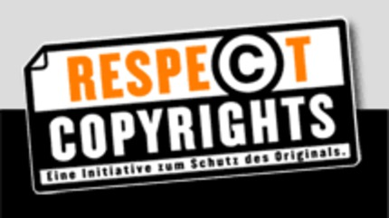 Respect-Copyrights-Initiative zeigt scheinbar Wirkung