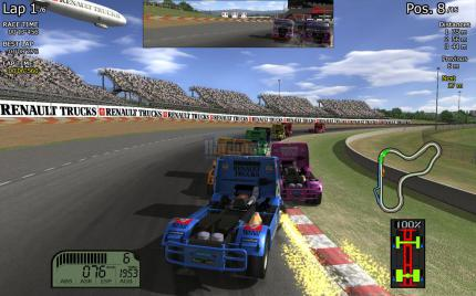 Truck Racing by Renault Trucks 18