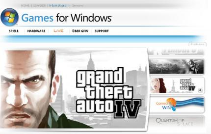 Games for Windows Live in der aktuellen Version