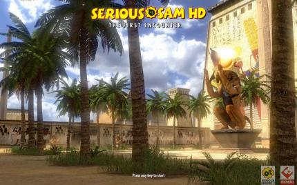 Serious Sam HD: First hands-on test on PC Games Hardware