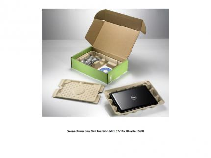 Dell verpackt Netbooks mit Bambus-Material (1)
