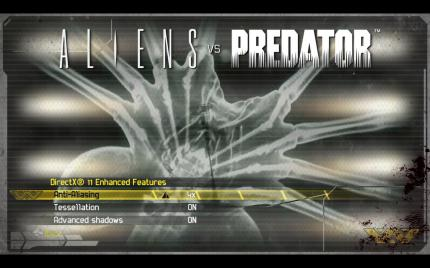 Aliens vs. Predator with DirectX11 (2)