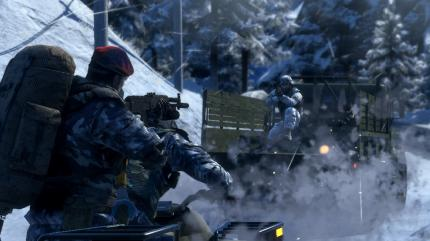 Battlefield: Bad Company 2 - New pictures of the DX 11 game. (7)