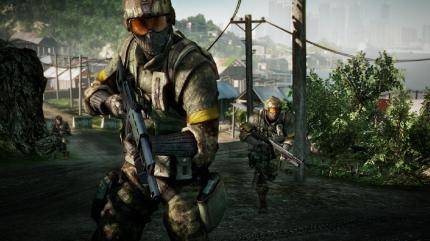 Battlefield: Bad Company 2 - New pictures of the DX 11 game. (10)