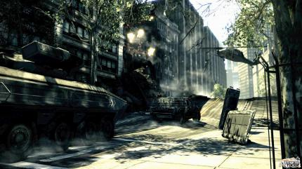 Crysis 2: The first screenshots and render arts (10)