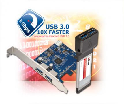 Trust SuperSpeed USB 3.0 ExpressCard