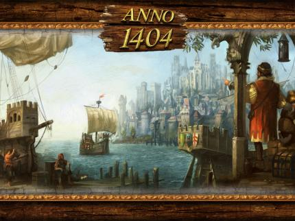 Wallpaper zu Anno 1404 (10)