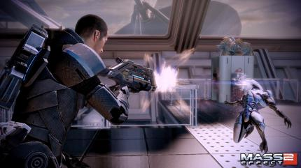 Mass Effect 2 als 12GB-Download für PS3