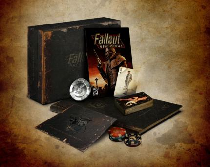 Fallout New Vegas Collectors Edition