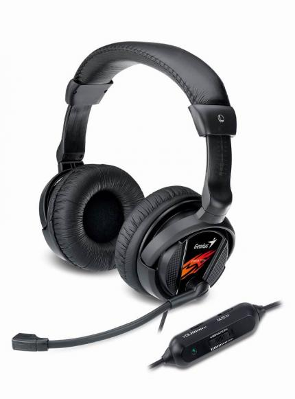 genius neues headset hs g500v mit vibrations funktion. Black Bedroom Furniture Sets. Home Design Ideas