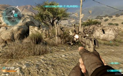 Medal of Honor MP-Beta: 'Destruction 2.0' ist kaum vorhanden