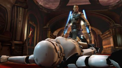 Star Wars The Force Unleashed 2 im Test
