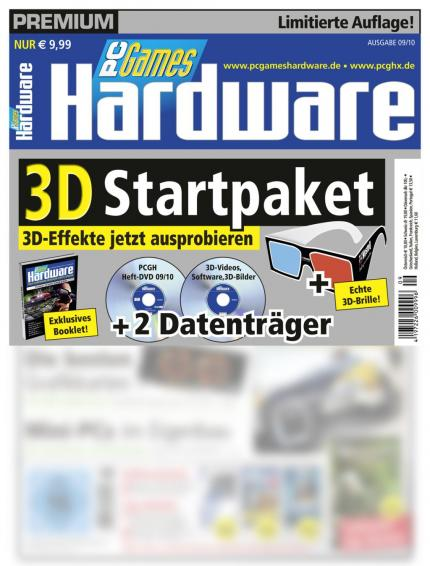 PC Games Hardware Premium 09/2010
