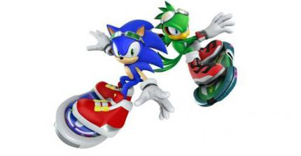 Sonic Free Riders für Kinect