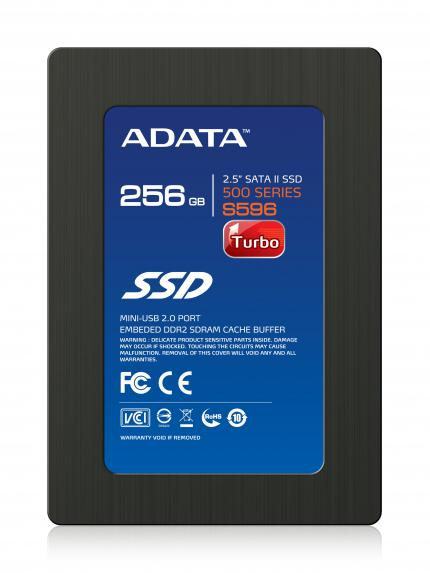 A-Data S596 Turbo SSD