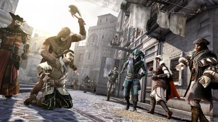 Launch-Event zu Assassin's Creed Brotherhood