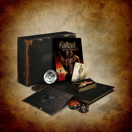 Fallout: New Vegas - Details zur Collector's Edition