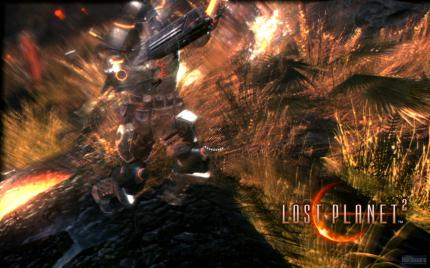 DirectX 11 Tech Demo and Benchmark in the Lost Planet 2 Demo for PC (8)